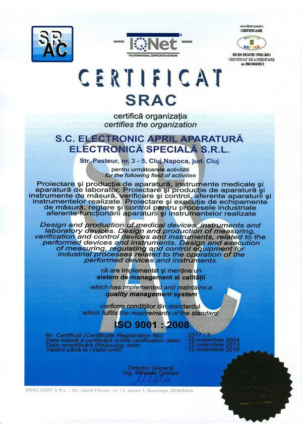 SRAC 2016
