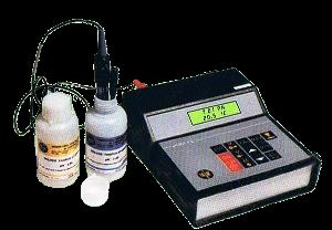 pH metru mic