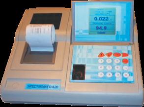 spectromed transp mic